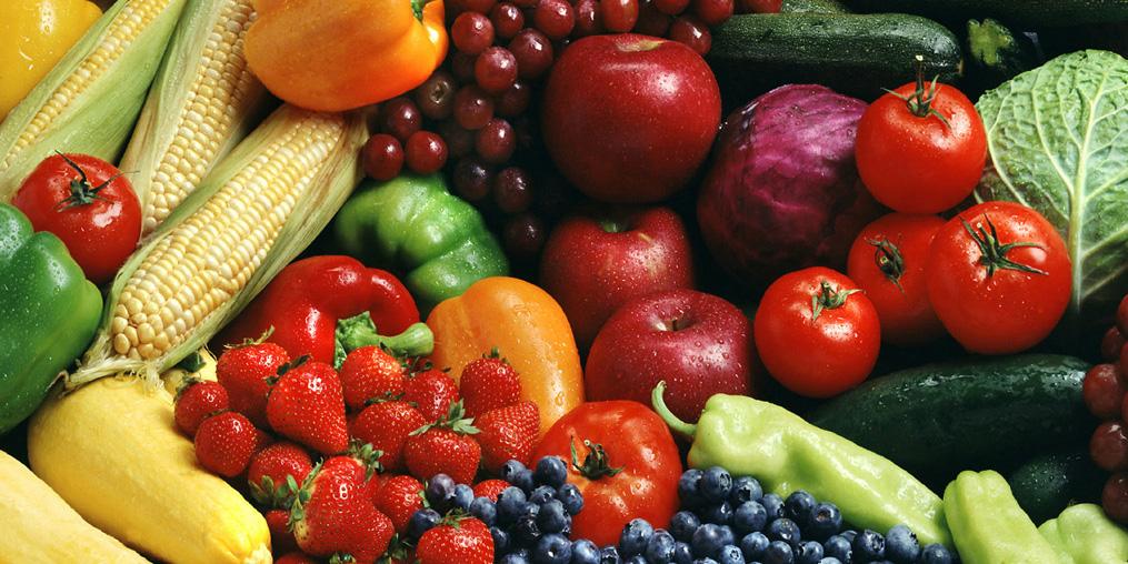 овощи и фрукты от невролгиий
