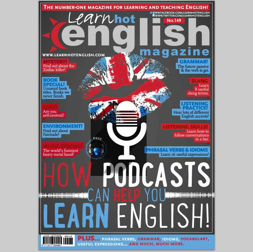 Hot English Magazine