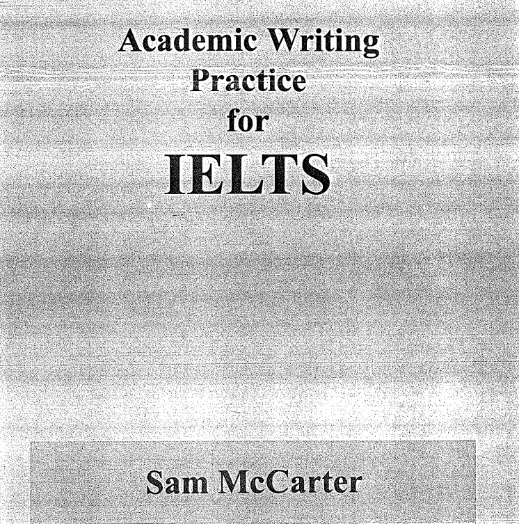 Academic writing practice for ielts pdf